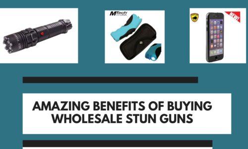 wholesale stun guns
