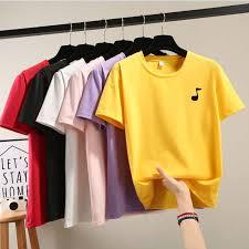 Trending T-shirt for girls on online shopping apps